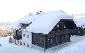 Silvestr na horách: Rakousko - Nassfeld na 8 dní, bez stravy s dopravou vlastní
