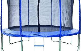 Marimex Trampolína Marimex 457 cm + vnitřní ochranná síť + žebřík ZDARMA - 19000012