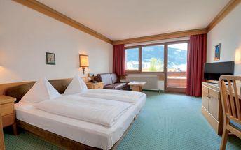 Hotel Lukasmayr, Rakousko, Salcbursko - Kaprun - Zell am See, 4 dní, Vlastní, Polopenze, Alespoň 3 ★★★, sleva 0 %