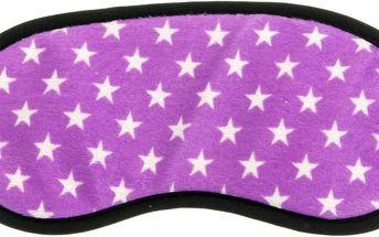 Fashion Icon Maska na spaní hvězdy barevná