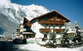 Silvestr na horách: Rakousko - Sölden Arena / Ötzal na 8 dní, snídaně s dopravou vlastní