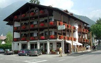 Silvestr na horách: Itálie - Madonna di Campiglio / Pinzolo na 8 dní, snídaně s dopravou vlastní