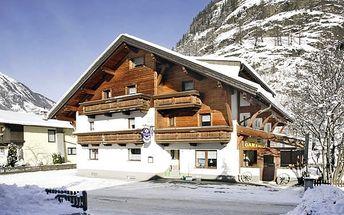 Silvestr na horách: Rakousko - Sölden Arena / Ötzal na 8 dní, polopenze s dopravou vlastní