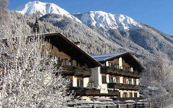 Silvestr na horách: Rakousko - Stubaital na 8 dní, bez stravy s dopravou vlastní