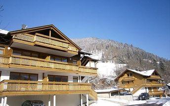 Silvestr na horách: Rakousko - Bad Kleinkirchheim na 8 dní, bez stravy s dopravou vlastní
