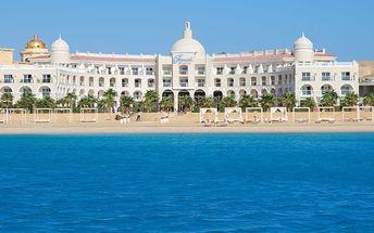 Silvestr u moře: Egypt - Sahl Hasheesh na 8 dní, all inclusive s dopravou letecky z Bratislavy