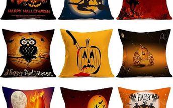 Povlak na polštář - Halloween