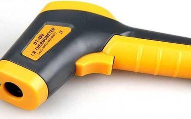 Pistolový infračervený teploměr