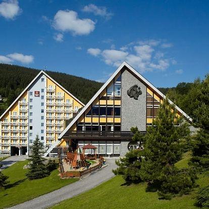 Silvestr na horách: Česká republika - Krkonoše na 8 dní, polopenze s dopravou vlastní