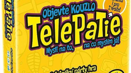 Hra Albi Telepatie - skvělá pro rodinu i přátele