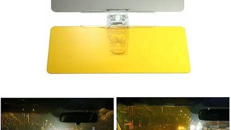 Stínící clona do auta - Noční a denní
