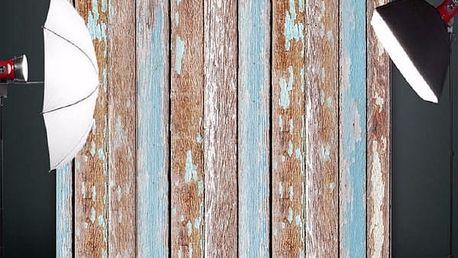 Pozadí pro focení ve stylu starého dřeva