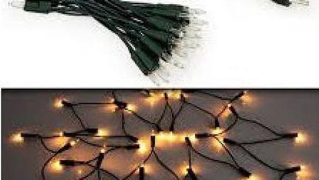 Vánoční řetěz s LED světýlky 540 cm