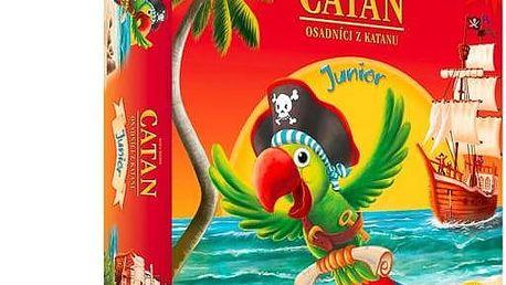 Hra Albi CATAN - Osadníci z Katanu JUNIOR