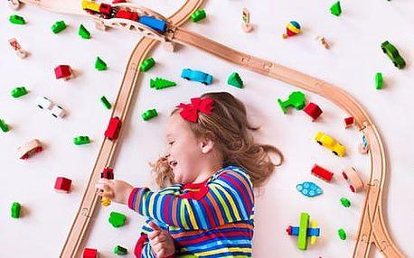 Dřevěné hračky pro kluky i holky