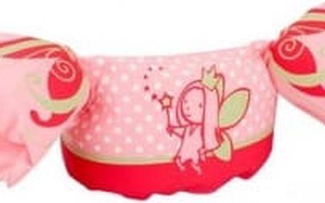 Plovací top PLAVÁČEK růžový víla SEVYLOR 2000009562