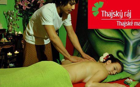 Božská relaxace od Thajek z Thajského ráje