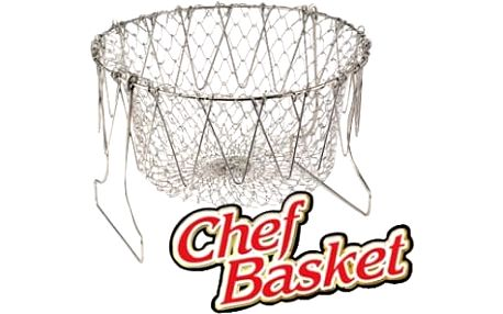 Kuchařský košík Chef Basket