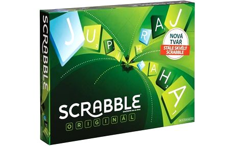 Hra Mattel Scrabble originál CZ