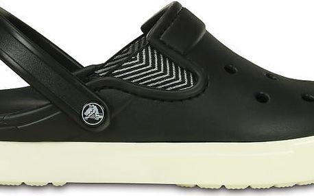 Crocs CitiLane Flash Clog Black/White, dostupné velikosti 38-47