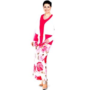 MILKA - dlouhá sukně 85 - 90 cm