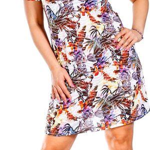 KLÁRA - šaty 95 cm