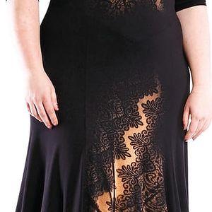 EVA - šaty 3/4 rukáv 120 - 125 cm