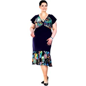 HANKA - šaty 100 - 105 cm