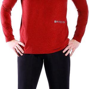 BAMBOO P - triko dlouhý rukáv bez potisku