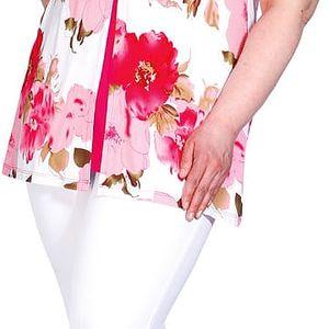 LÍDA - kalhoty vnitřní délka 71 - 72 cm
