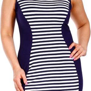 DIVA - bambusové šaty 90 - 95 cm