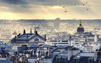 Velikonoční Paříž - město lásky, Francie, Paříž a okolí, 4 dní, Autobus, Snídaně, Neznámé, sleva 0 %