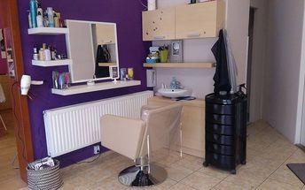 Kadeřnický balíček pro všechny délky vlasů: mytí, střih, foukaná, žehlení a závěrečný styling