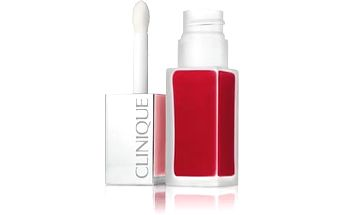 Clinique Pop Liquid Matte Lip Colour + Primer - Tekutá rtěnka matná Flame Pop