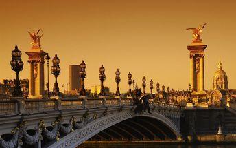 Paříž - letem světem, Francie, Poznávací zájezdy - Francie, 3 dní, Autobus, Snídaně, Neznámé, sleva 12 %