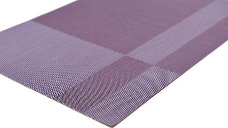 Prostírání RENTAGO 30x45 cm fialová Essex