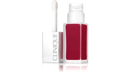 Clinique Pop Liquid Matte Lip Colour + Primer - Tekutá rtěnka matná Candied Apple Pop