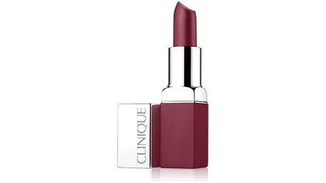 Clinique Pop Matte Lip Colour + Primer - Matná rtěnka Bold Pop