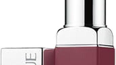 Clinique Pop Liquid Matte Lip Colour + Primer - Tekutá rtěnka matná Black Lekorice Pop