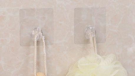 Neviditelný stojan do koupelny