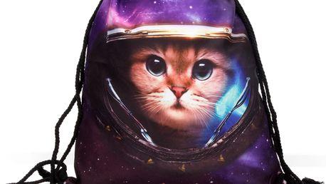Sportovní vak Cat kočka