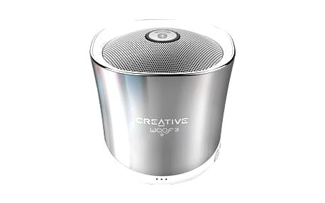 CREATIVE repro WOOF3 winter chrome