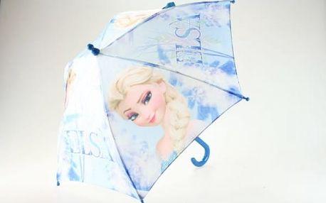 Dětský deštník s Elsou - Ledové království - dodání do 2 dnů