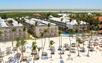 Dominikánská republika - Punta Cana na 8 až 10 dní, all inclusive s dopravou letecky z Prahy nebo vídeň