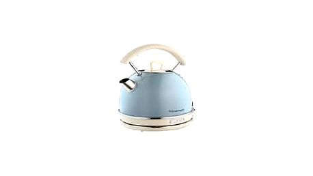 ARIETE 2877/05 - Vintage rychlovarná konvice modrá; 2877/05