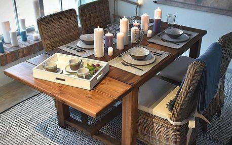 Dřevěný stůl Rustyk 03
