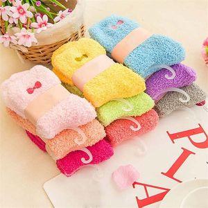 Dámské ponožky z měkké bavlny