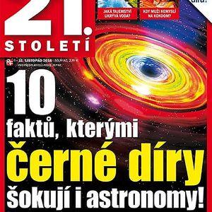 Předplatné časopisu 21. století s bonusy!