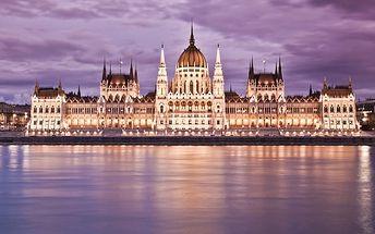 Adventní zájezd do Budapešti pro 1 osobu