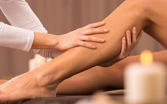 Lymfatická masáž se zábalem v Salonu Anička